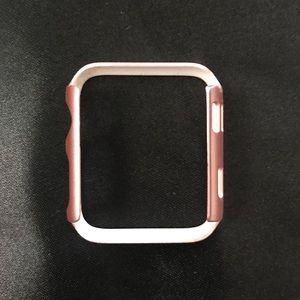 half off 738de 65854 Luxe Bumper Case for Apple Watch Rose Gold
